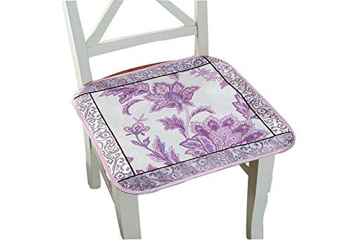 Sommer Rattan Sitze Ice Silk Kissen Breathable Kühle Sitzkissen Stuhlkissen