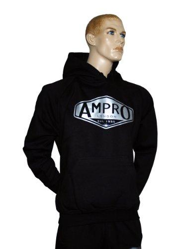 AMPRO Londra classica Overhead Guanto con cappuccio Top Black