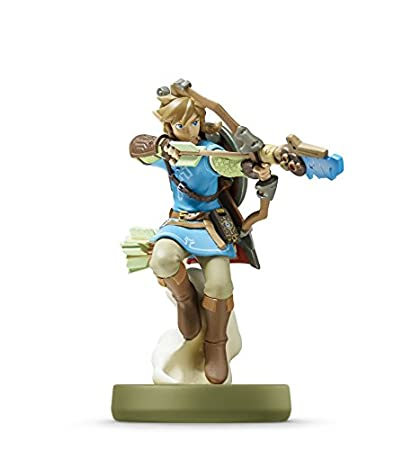 Amiibo: Legend of Zelda Series - Botw: Archer Link