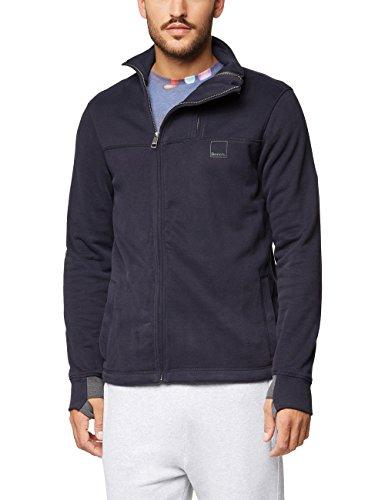 Bench Herren Sweatjacke Her. Sweat Jacket Blau (Essentially Navy Bl11341)