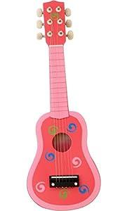 MAGNI-Guitarra de 6Cuerdas, 1231p, Rosa