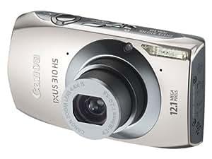 Canon Ixus 310 HS Appareil Photo Numérique 12,1 Mpix Argent