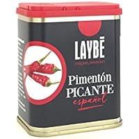 PIMENTÓN PICANTE SELECCIÓN ESPAÑOL, lata de 80g.