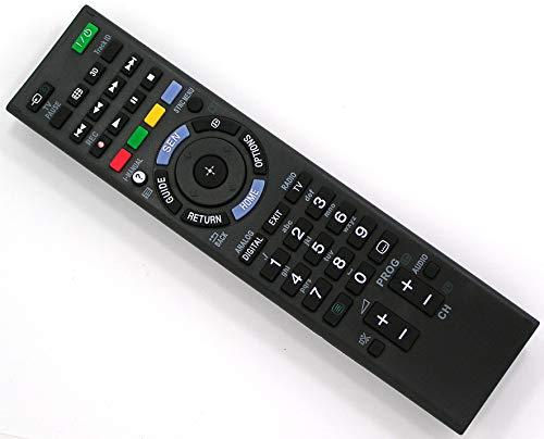 Ersatz Fernbedienung for Sony TV | KDL-50W790B | KDL-50W800 | KDL-50W800B | KDL-50W805B | KDL-50W807 | KDL-50W807A |