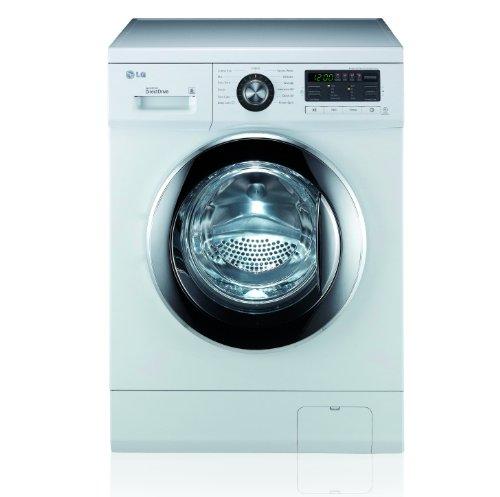 LG F1096NDA Libera installazione Carica frontale 6kg 1000Giri/min A+++ Bianco lavatrice