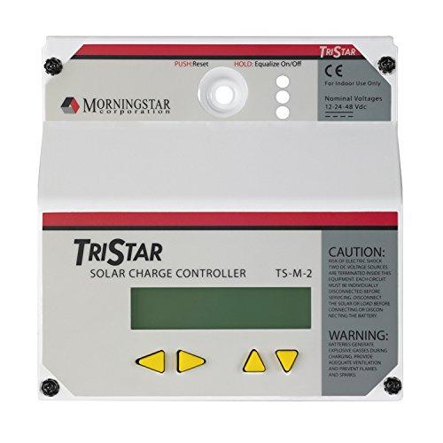 Morningstar Tristar Fernanzeige für Tristar Laderegler