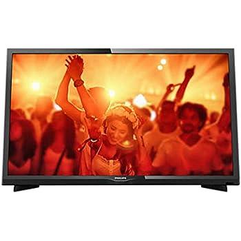 "Philips 4000 series 22PFT4031/12 22"" Full HD Black LED TV - LED TVs (55.9 cm (22""), 1920 x 1080 pixels, Full HD, LED, DVB-C,DVB-T,DVB-T2, Black)"