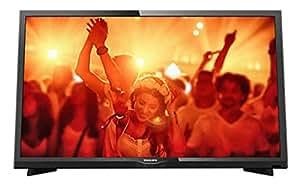 """Philips 4000 series 22PFT4031/12 22"""" Full HD Black LED TV - LED TVs (55.9 cm (22""""), Full HD, 1920 x 1080 pixels, LED, 250 cd/m², Flat)"""