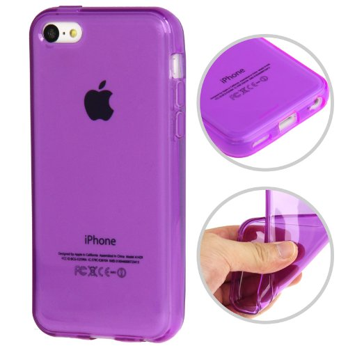 IPhone 5C case coque de protection en silicone et tPU en crystal-style -original tHESMARTGUARD- uniquement