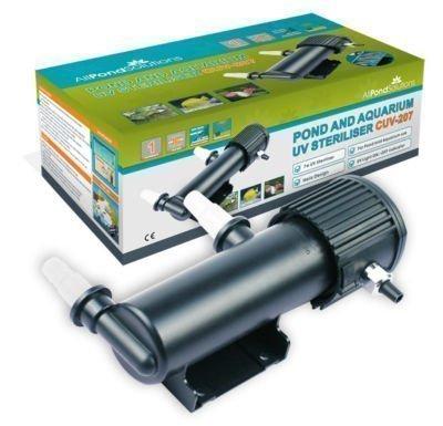 All Pond Solutions Pond UV Light Steriliser Clarifier Filter