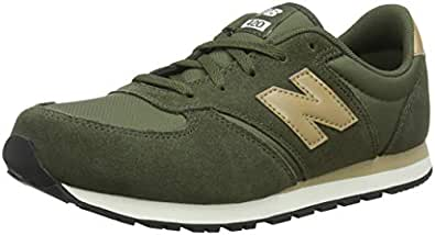 ddf976633b New Balance 420, Sneaker Unisex-Bambini, Verde (Army Green/Tan Aquatic),  30.5 EU
