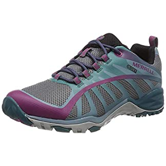 Merrell Women's Siren Edge Q2 Waterproof Low Rise Hiking Boots 6