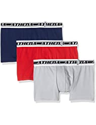 Athena Pulse, Boxer (Lot de 3) Homme