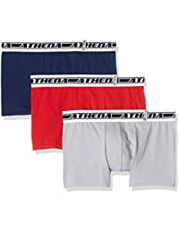 Athena Pulse, Boxer Homme, (lot de 3)