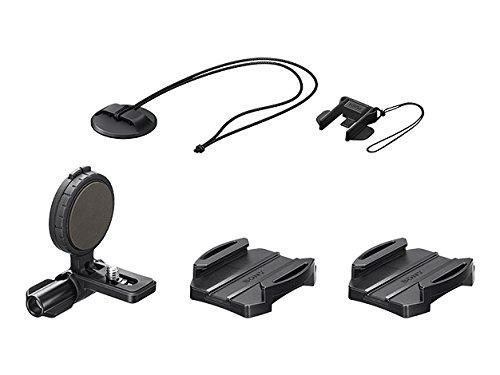 Galleria fotografica Sony VCT-HSM1 Supporto per casco, Nero