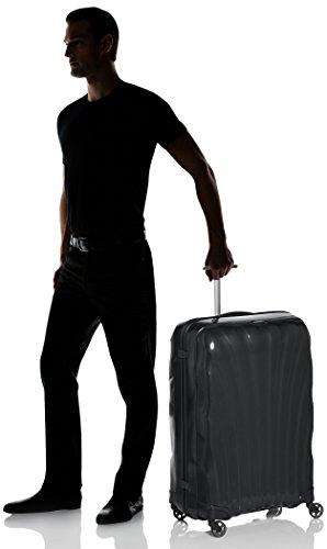 Samsonite Suitcase, 81 cm, 123 Liters, Black