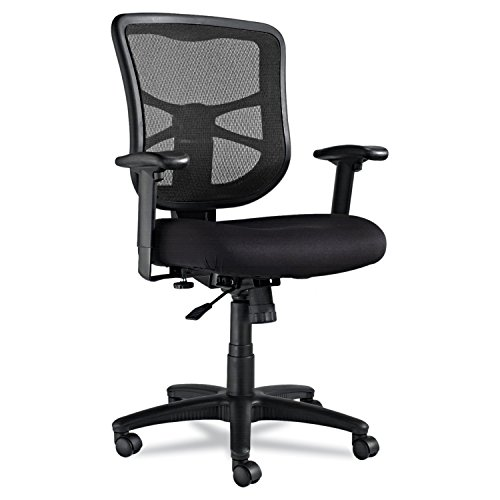 alerar-elusion-series-mesh-mid-back-swivel-tilt-chair-black-sold-as-1-each-ergonomic-design-adjusts-