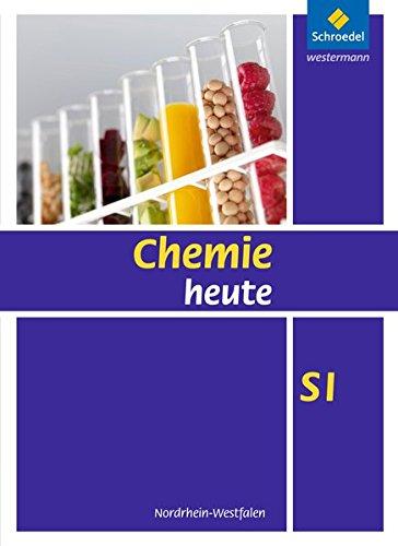 Chemie heute SI - Ausgabe 2009 für Nordrhein-Westfalen: Schülerband SI