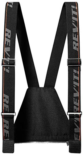 Revit Hosenträger Strapper, Farbe schwarz, Größe UNI