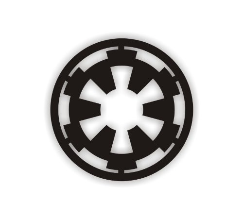 Sea view Stickers Galactic Empire -