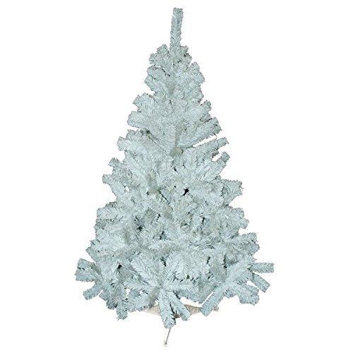1,8 m Pino Albero Di Natale in bianco