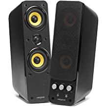 Creative Labs GigaWorks T40 Series II - Altavoces (PC, 32 W, 50 - 20000 Hz), Negro