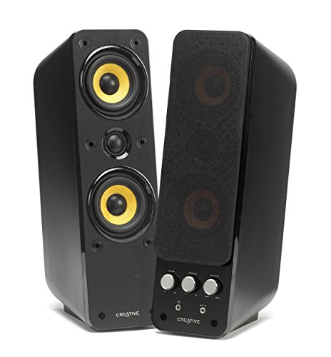 Creative Labs GigaWorks T40 Series II - Altavoces (PC, 32 W, 50-20000...