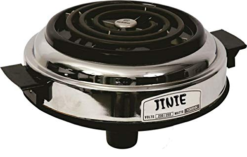 Jinie electric portable mini cooking heater, coil stove
