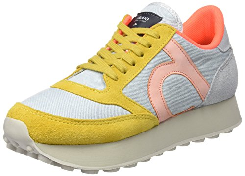 DUUO Damen Prisa Hight Sneaker Verschiedene Farben (Mehrfarbig)