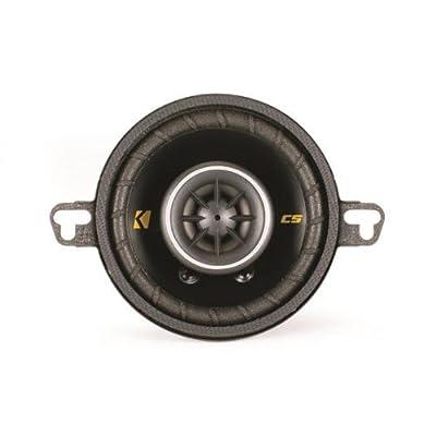 "Pair Kicker 40CS354 3.5"" 3-1/2"" 90 Watt 4-Ohm 2-Way Car Audio Speakers CS354 by Kicker"
