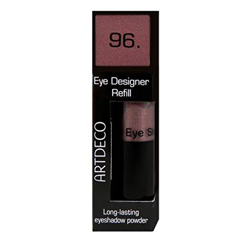 Artdeco Eye Designer Refill, Lidschatten, Nachfüllung, nr. 96, smokey blackberry, 1er Pack (1 x 0.8 g)