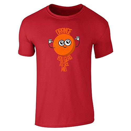 Pop Threads -  T-shirt - Uomo Red