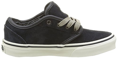 Vans Y Atwood Mte, Baskets Basses Mixte Enfant Bleu (Mte/Blue Graphite/Marshmallow)
