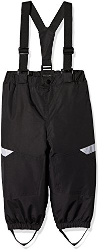 NAME IT Baby-Jungen Schneehose Nitwind Pant Black MZ FO, Schwarz (Black Black), 86 (Baby-jungen-schnee-hose)