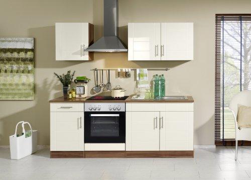 Held Möbel Küchenzeile 210 in mit E-Geräten