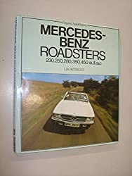 Mercedes-Benz Roadsters (Osprey autohistory)