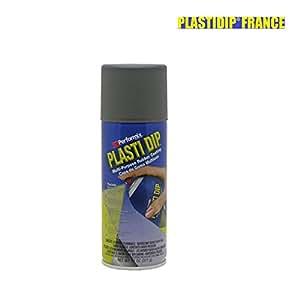Plasti Dip GRIS mat en aérosol 400 ml