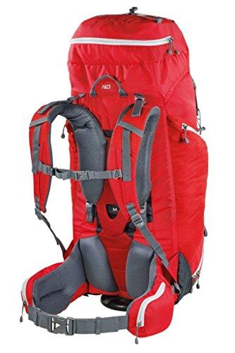 Ferrino Rambler Trekking-Rucksack, 75l, unisex - erwachsene, Rambler 75 Rot