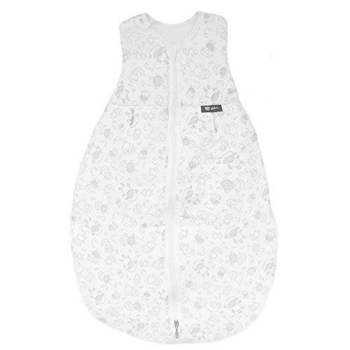 Alvi Mäxchen Light Schlafsack Schäfchen beige 80cm
