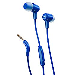 JBL E15 In-Ear Headphones (Blue)