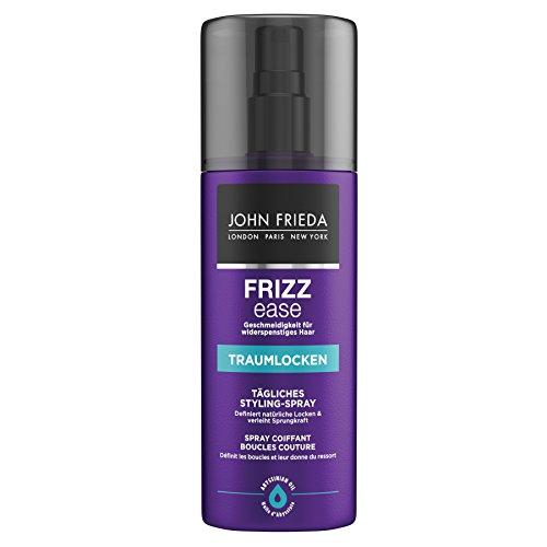 John Frieda Frizz Ease Traumlocken Tägliches Styling Spray, 2er Pack (2 x 200 ml)