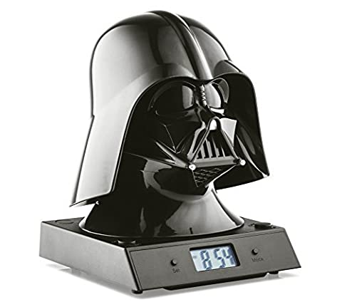 Star Wars Darth Wecker Vader 3d Digital 21446