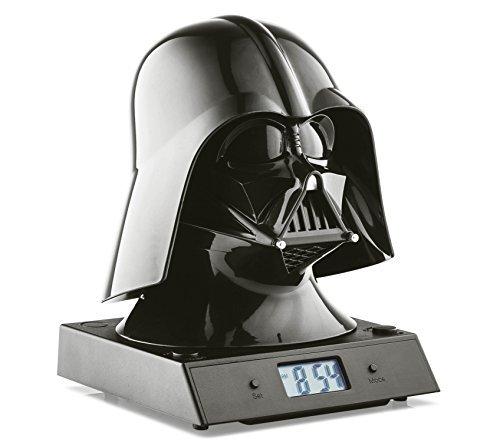 Star Wars STAR66 GAF0537 ,  Orologio Proiettore Darth Vader, [Francia]