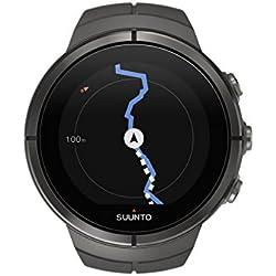 Suunto Spartan Ultra Stealth Titanium Reloj GPS, Unisex Adulto, Antracita, Talla Única