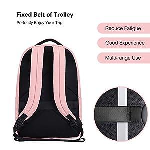 41lm%2BwJFOKL. SS300  - FANDARE Nuevo Mochila Mujer Mochilas Tipo Casual Bolsas Escolares con USB Bolsos Mochila Alumno Niña Bolsa de Viaje…