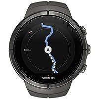 Suunto Unisex Spartan Ultra Titanium GPS Watch, Water Resistant, Sapphire Crystal, Titanium Bezel