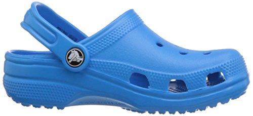 Crocs Classic Kids 1006, Sabot Unisex – Bambini Blu (Ocean)
