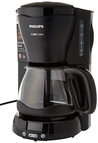 Philips HD7567/20 Kaffeemaschine Viva Collection, schwarz