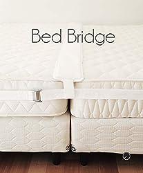 BALIBETOV Bed Bridge Twin zu King Konverter Kit - Bed Gap Filler Connector - King Maker & Matratze Connector für Gäste Stayovers & Familientreffen (NATÜRLICHE)