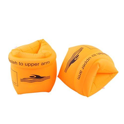 VORCOOL Schwimmflügel Aufblasbare Schwimmhilfe Schwimmreifen Schwimmscheiben Kinder Baby (Zufällige Farbe)